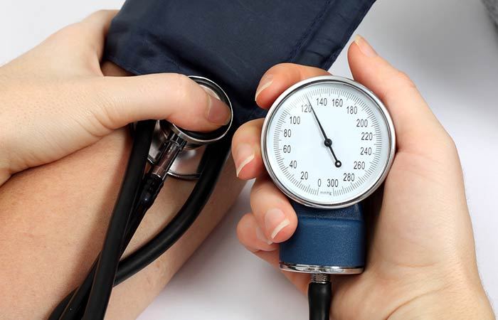 Help in controlling blood pressure