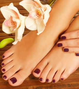 How To Do Pedicure at Home in Hindi
