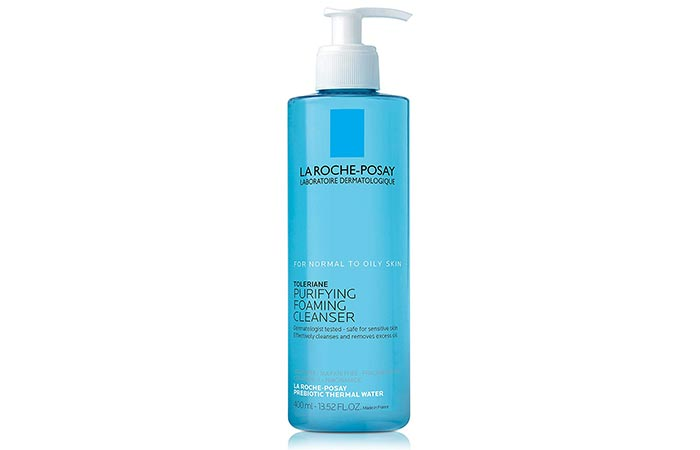 La Roche Posay Toleriane Purifying Foaming Cleanser