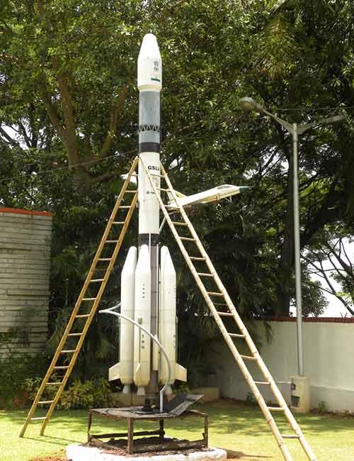 Lalithambika was a Deputy Director at the Vikram Sarabhai Space Centre VSSC, Thiruvananthapuram