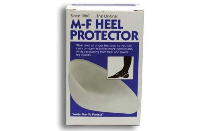 M F Heel Protector