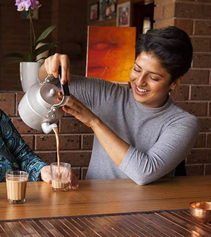 Meet The Indian-Australian 'Chai Walli' Who Is Business Woman Of The Year