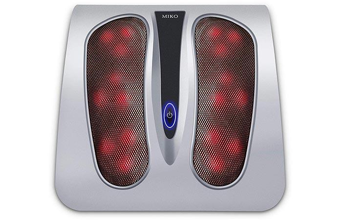 Miko Shiatsu Electric Foot Massager