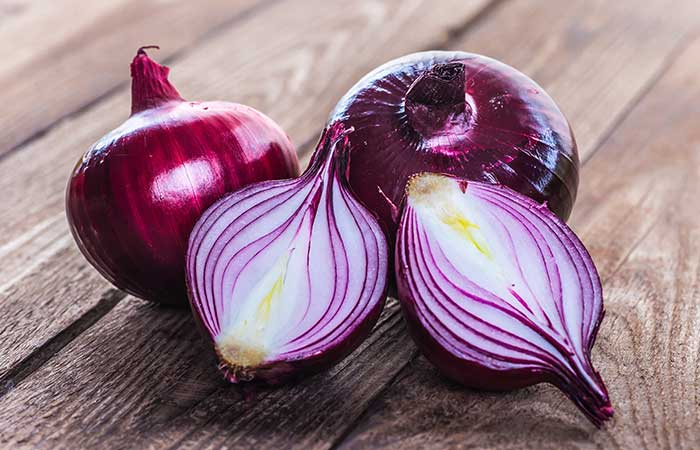 Onion for tooth pain in hindi