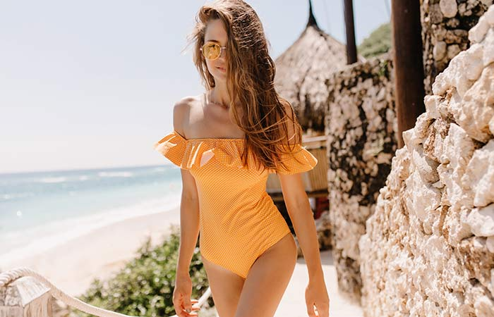 Pick A Swimsuit That Can Double Up As A Top