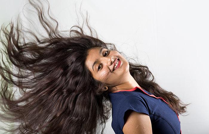 Hair ke liye Sendha Namak