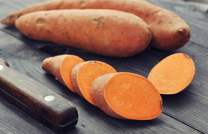 Sweet Potato in pregnancy in Hindi