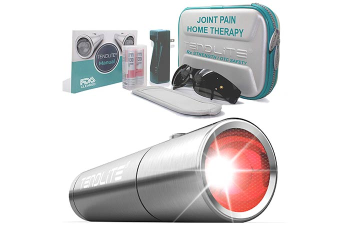 Tendlite Joint Pain Home Therapy - Cold Laser Therapy