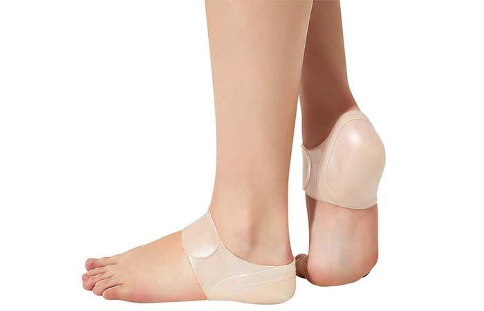 Tenmand Adjustable Heel Protectors