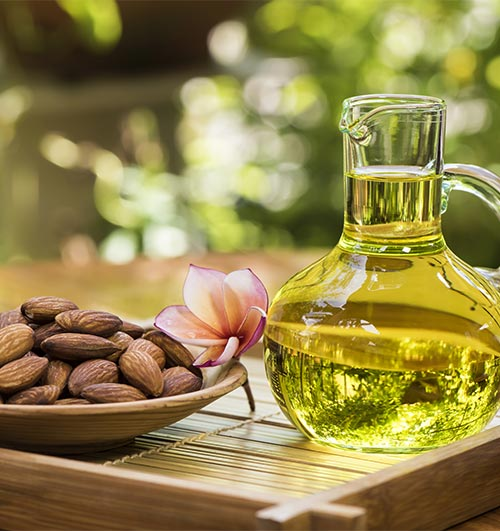 The Miracle Worker Almond Oil's Skin Benefits