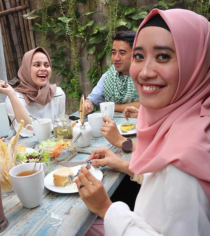 How To Stay Fit In Ramadan? The Perfect Diet For Ramadan