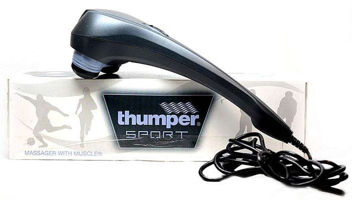 Thumper Sport Handheld Massager - Percussion Massagers