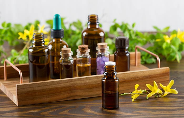 Try Out Aromatherapy