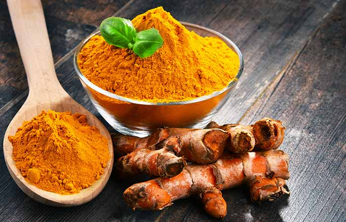 turmeric for malaria in hindi