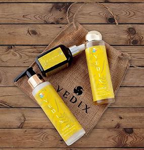 Vedix – Customized Hair Growth Solution