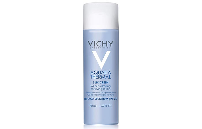 Vichy Aqualia Thermal 24 Hour Moisturizer