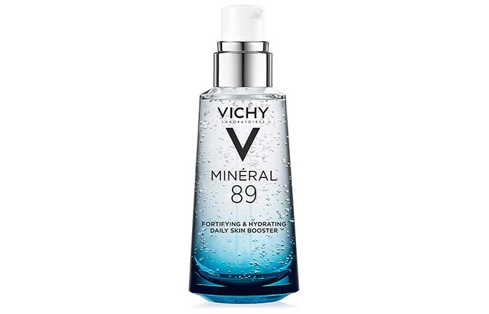 Vichy Mineral 89 Day Serum for Skin Rejuvenation and Humidifier