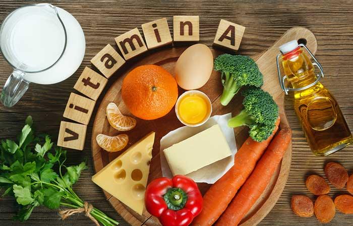 Vitamin A for Diarrhea in Hindi