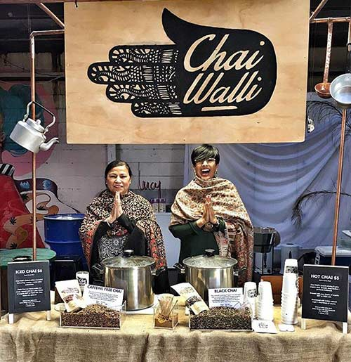 What Was The Inspiration That Led To Chai Walli
