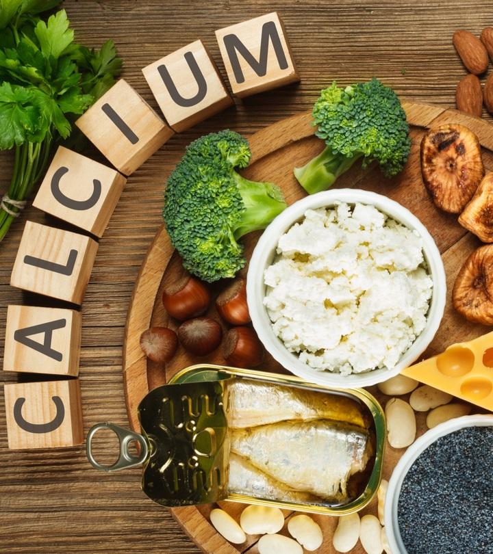 कैल्शियम युक्त खाद्य सामग्री और उनके फायदे – Calcium Rich Foods in Hindi
