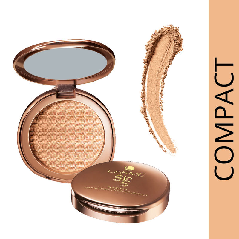 Lakme 9 To 5 Flawless Matte Complexion Compact