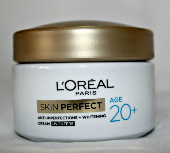 L'Oreal Paris Age 20+ Skin Perfect Cream UV Filters-Must use product after 20-By Yuvein_Pratap_Singh_Rathore