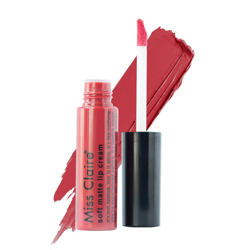 Miss Claire Soft Matte Lip Cream