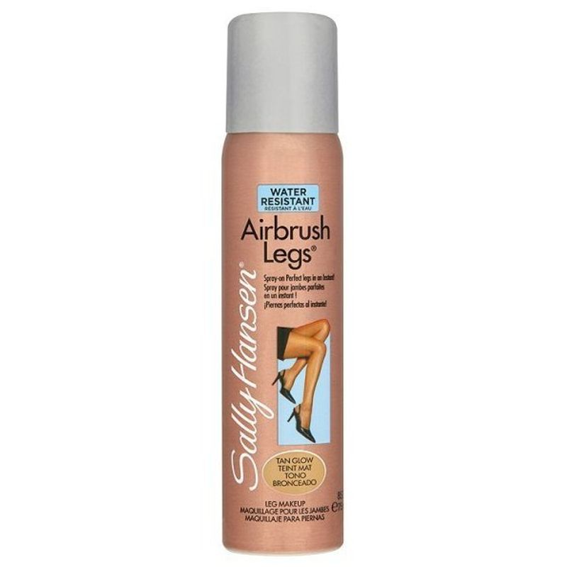 Sally Hansen Salon Airbrush Legs Water Resistant Leg Makeup