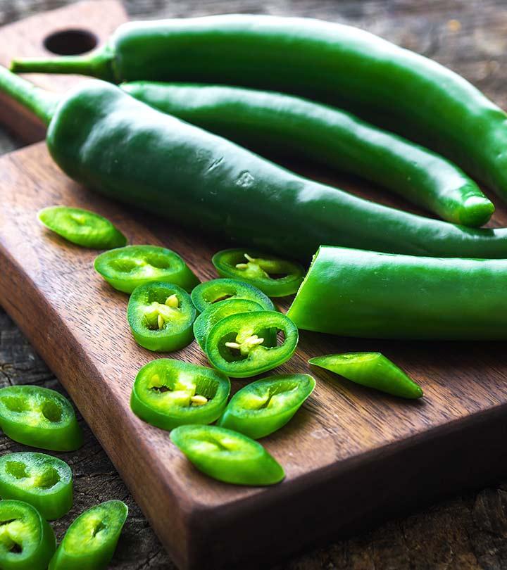 हरी मिर्च के 15 फायदे, उपयोग और नुकसान - Green Chili Benefits, Uses and Side Effects in Hindi