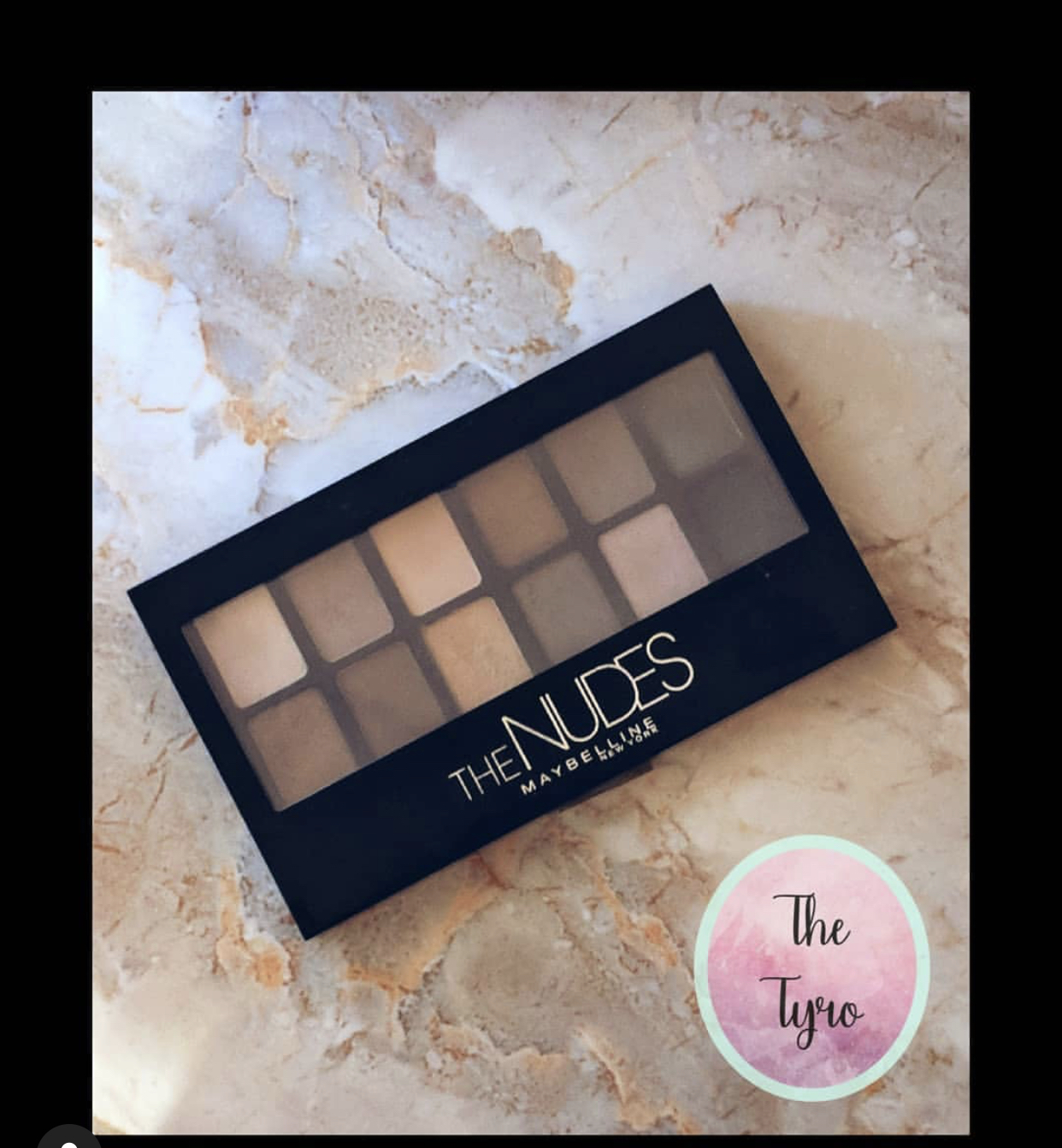 Maybelline New York The Nudes Eyeshadow Palette-Maybelline New York nudes eyeshadow palette-By thetyro