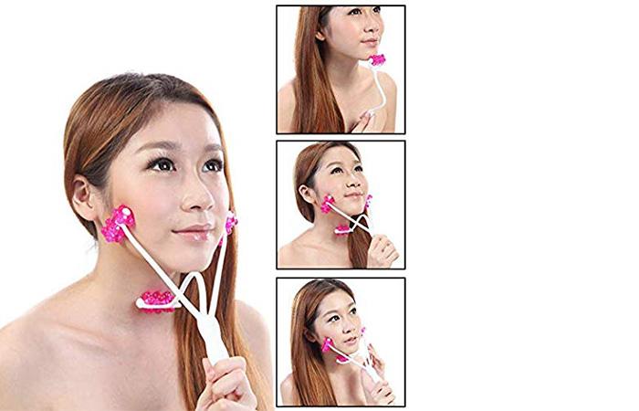 10. Bcheng Face Roller Massager