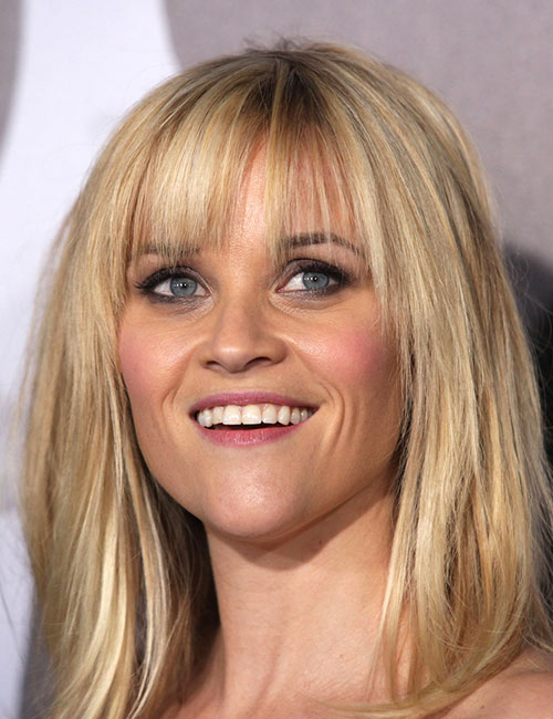 10. Dark Rooted Wispy Bangs