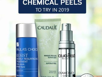 10 Best At-Home Chemical Peels To Try In 2019