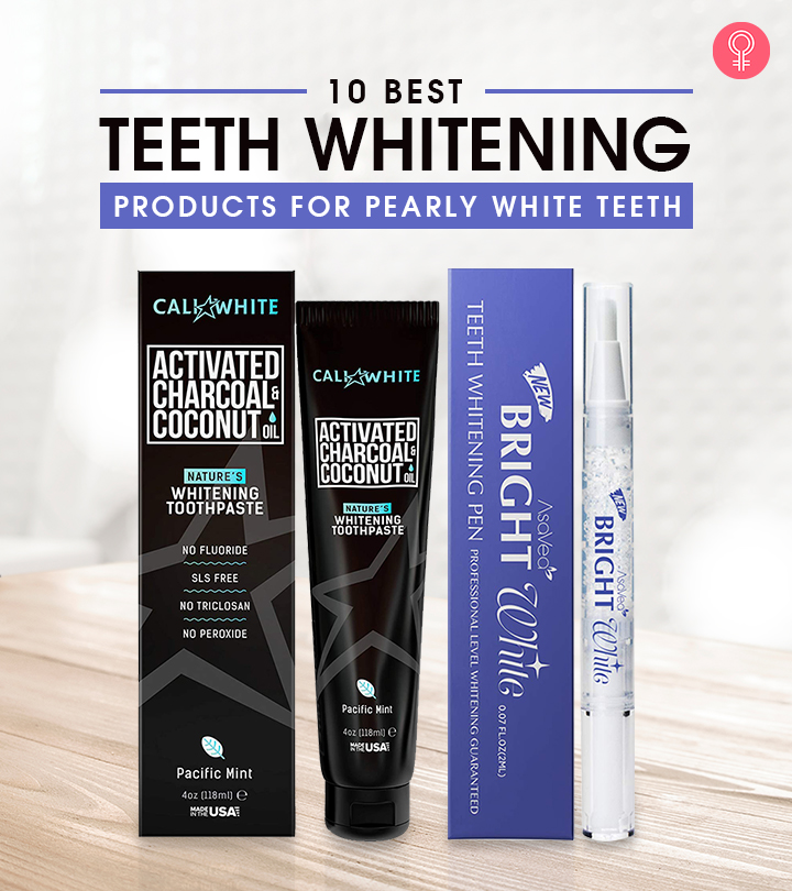 Best Teeth Whitening Products 2019 10 Best Teeth Whitening Products For Pearly White Teeth – Buying