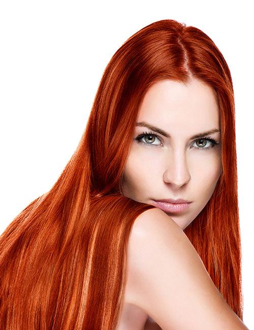 11. Orange Red