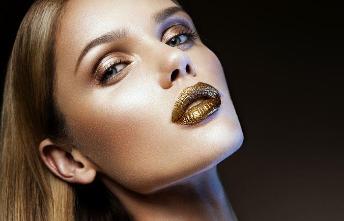 12. Foil Lips