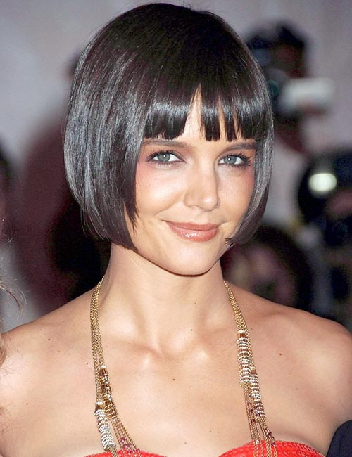 22. French Wispy Bangs