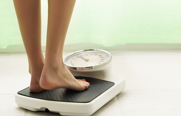 3. Weight control