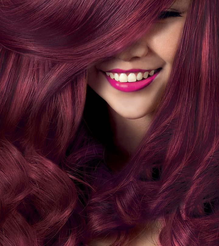 30 Stunning Maroon Hair Colors