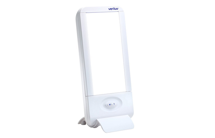 4. Verilux HappyLight Full-Size Light Therapy Energy Lamp