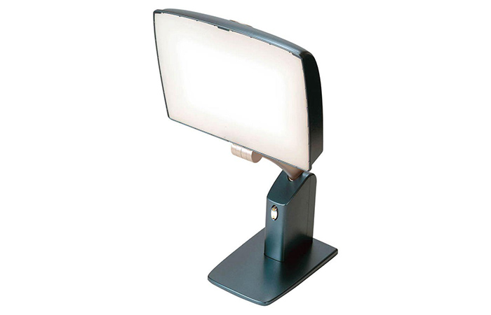 5. Carex Day-Light Sky Bright Light Therapy Lamp