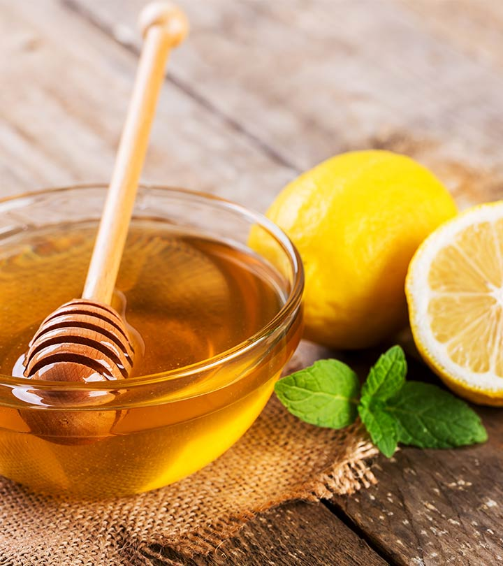 5 Benefits Of Lemon And Honey For Beauty