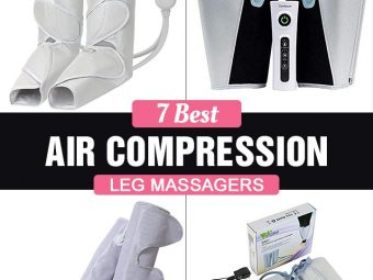 7 Best Air Compression Leg Massagers