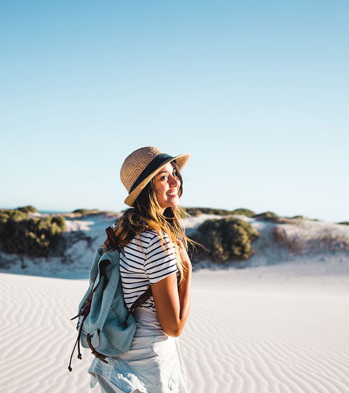 8 Solo Trips Every Girl Needs To Take Once In Her Life