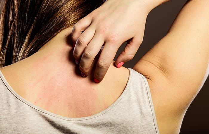 Benefits of eating peanuts for skin rashes in hindi