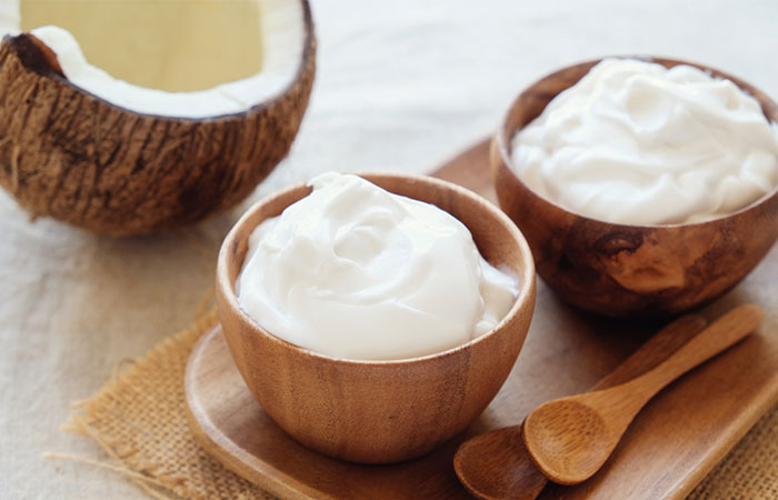 Coconut Oil And Yogurt For Acne
