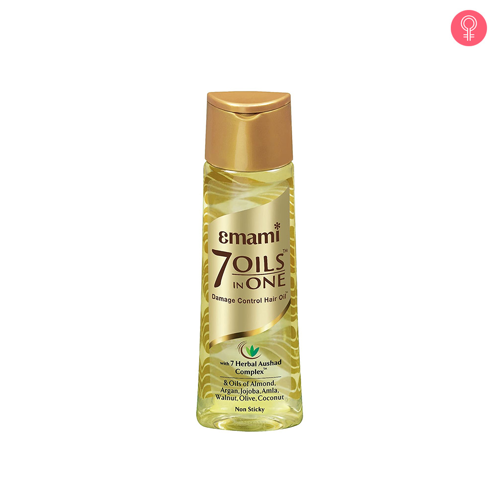 Emami 7 Oils In One Damage Control Hair Oil