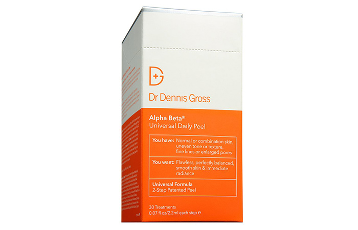 Dennis Gross Skincare Alpha Beta Universal Daily Peel