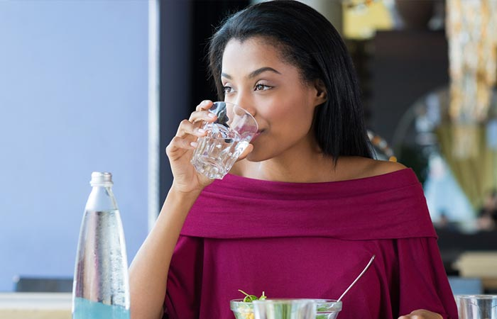 Drinking Enough Liquid