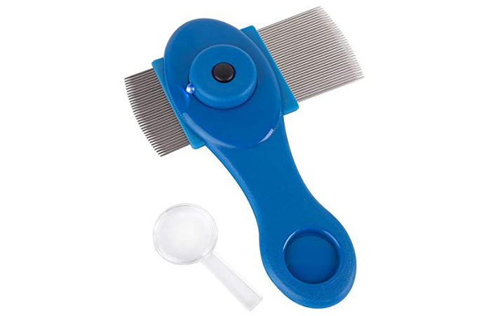Ezy Dose Kids Lighted Lice Removal Comb
